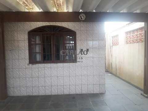 Casa, código 352411 em Mongaguá, bairro Balneário Itaóca