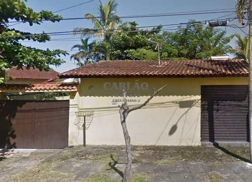 Casa, código 352417 em Mongaguá, bairro Balneário Itaguai