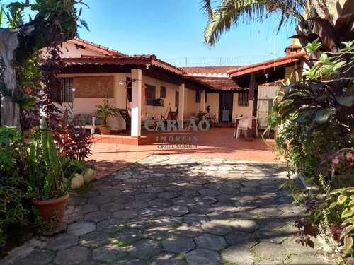 Casa, código 352419 em Itanhaém, bairro Jardim Suarão