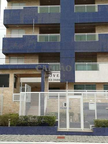 Apartamento, código 352428 em Mongaguá, bairro Centro