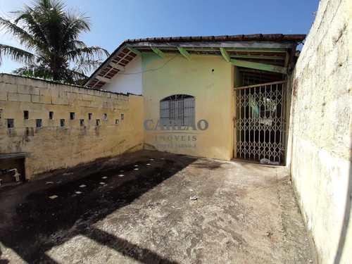 Casa, código 352438 em Mongaguá, bairro Balneário Jussara