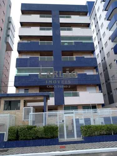 Apartamento, código 352443 em Mongaguá, bairro Centro
