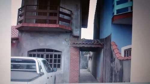 Sobrado, código 352444 em Mongaguá, bairro Balneário Flórida Mirim
