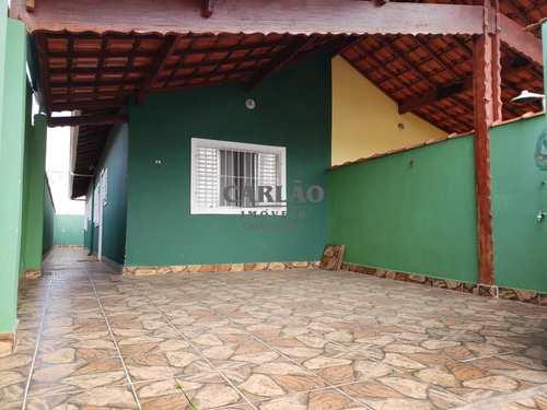 Casa, código 352448 em Mongaguá, bairro Balneário Jussara