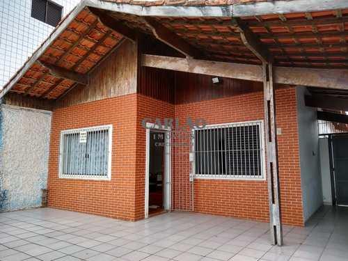 Casa, código 352449 em Mongaguá, bairro Balneário Itaóca