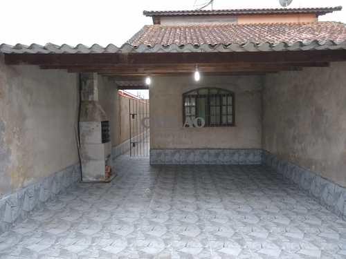 Sobrado, código 352457 em Mongaguá, bairro Itaóca