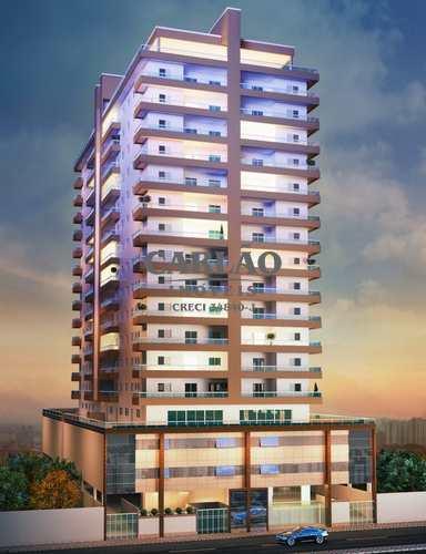 Apartamento, código 352466 em Praia Grande, bairro Caiçara