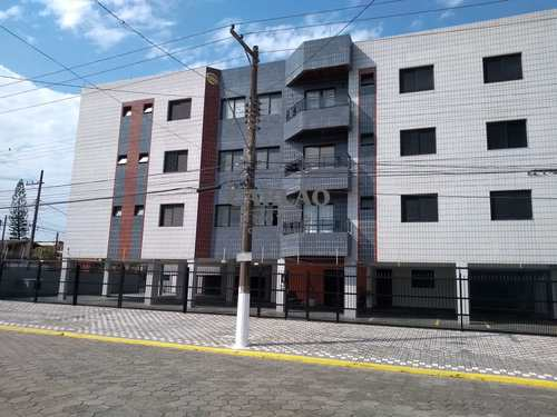Apartamento, código 352470 em Mongaguá, bairro Agenor de Campos