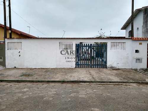 Casa, código 352472 em Mongaguá, bairro Itaóca