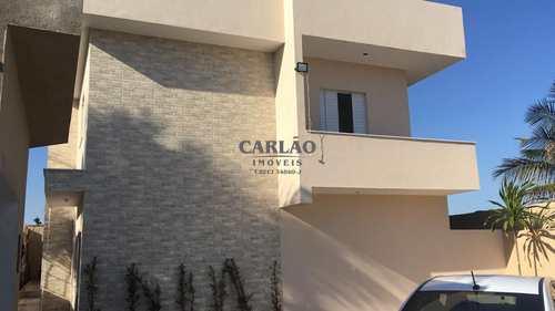 Casa de Condomínio, código 352481 em Itanhaém, bairro Cibratel II
