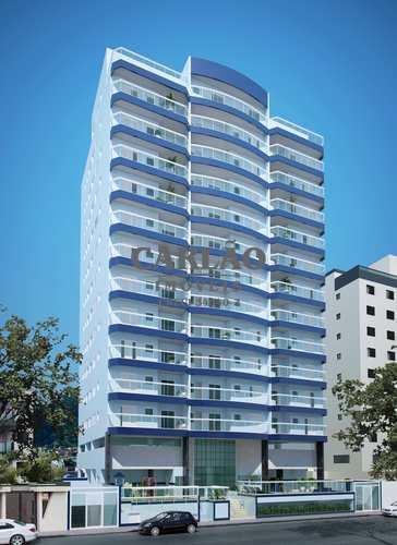 Apartamento, código 352494 em Praia Grande, bairro Caiçara