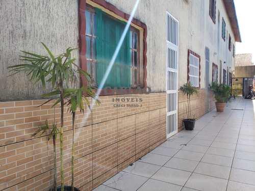 Sobrado de Condomínio, código 352499 em Mongaguá, bairro Vila Seabra