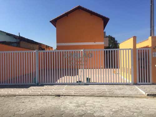 Sobrado de Condomínio, código 352503 em Mongaguá, bairro Vila Atlântica