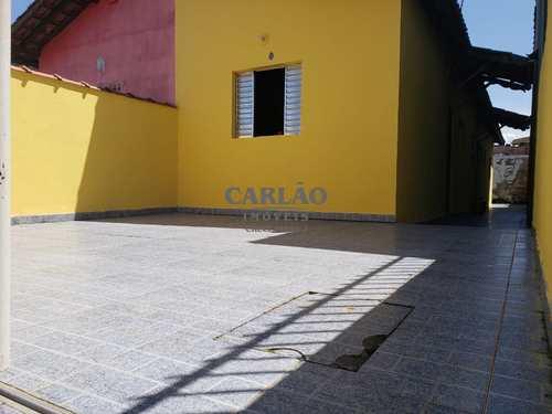 Casa, código 352504 em Mongaguá, bairro Balneário Jussara