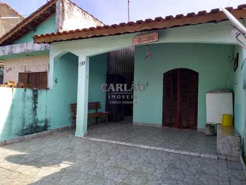 Casa, código 352550 em Mongaguá, bairro Balneário Itaóca