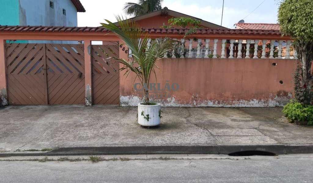 Casa em Itanhaém, bairro Vila Loty