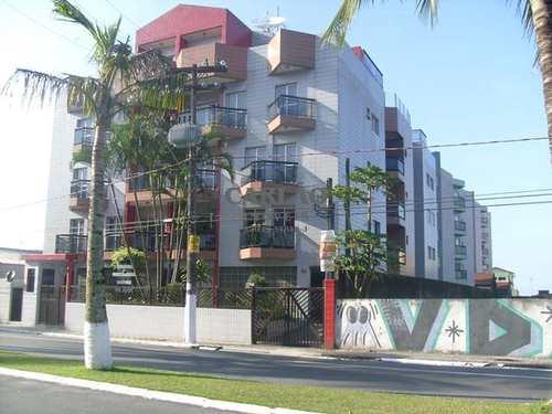 Apartamento, código 352561 em Mongaguá, bairro Jardim Marina