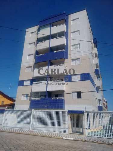 Apartamento, código 352586 em Mongaguá, bairro Centro
