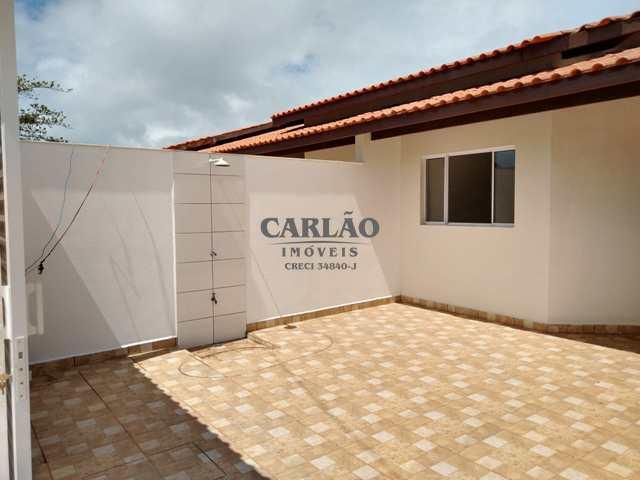 Casa em Itanhaém, no bairro Jardim Comendador
