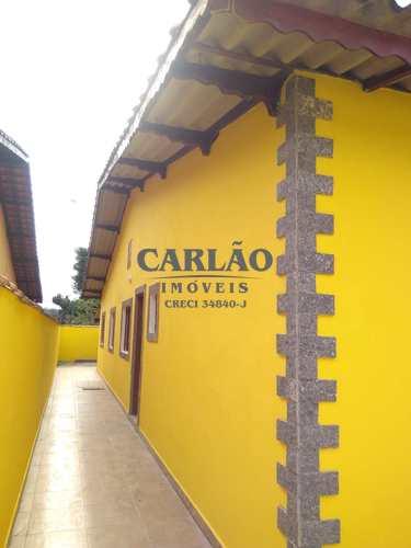 Casa, código 352593 em Mongaguá, bairro Balneário Jussara