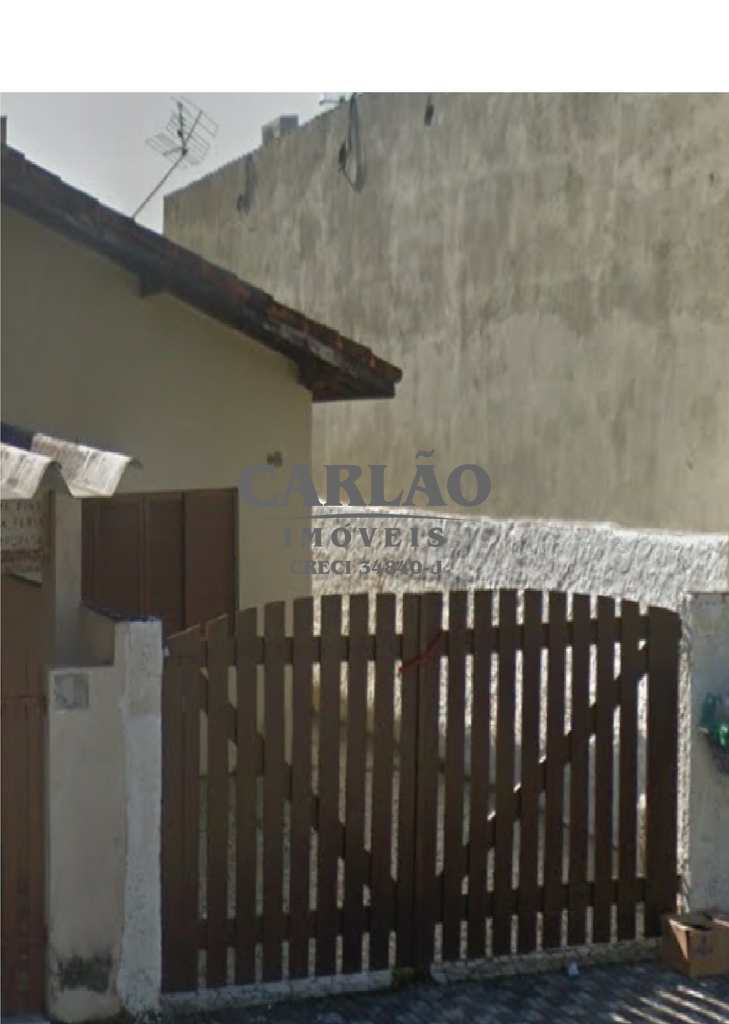 Casa em Mongaguá, no bairro Balneário Itaóca