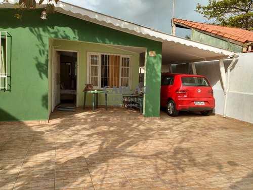 Casa, código 352595 em Mongaguá, bairro Balneário Plataforma