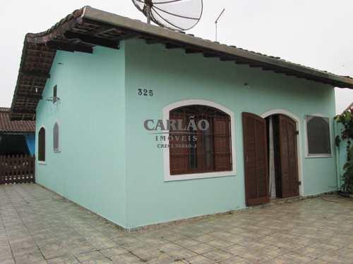 Casa, código 352596 em Mongaguá, bairro Balneário Itaóca