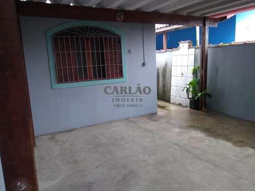 Casa, código 352597 em Mongaguá, bairro Balneário Itaóca