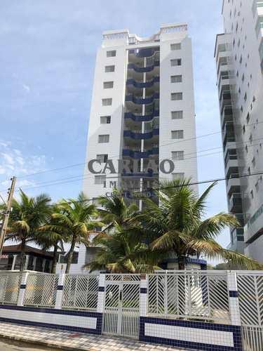 Apartamento, código 352602 em Mongaguá, bairro Vila Atlântica