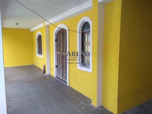 Casa, código 352604 em Mongaguá, bairro Balneário Itaóca