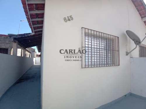 Casa, código 352606 em Mongaguá, bairro Balneário Itaóca