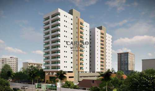 Apartamento, código 352611 em Mongaguá, bairro Centro