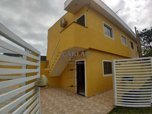 Casa, código 352613 em Itanhaém, bairro Balneário Campos Elíseos