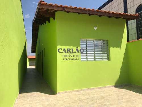 Casa, código 352614 em Mongaguá, bairro Vila Atlântica