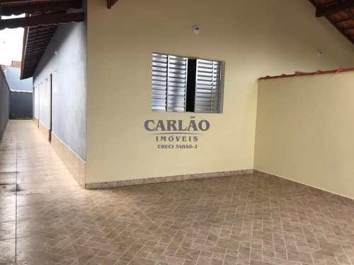Casa, código 352616 em Mongaguá, bairro Balneário Itaguai