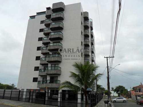 Apartamento, código 352620 em Mongaguá, bairro Balneário Itaóca