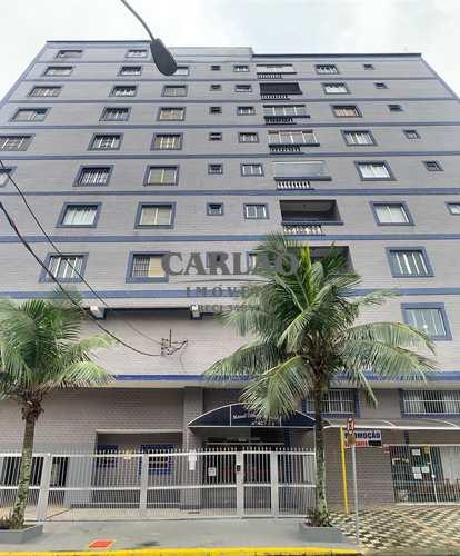 Apartamento, código 352635 em Praia Grande, bairro Tupi