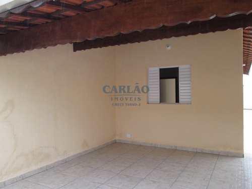 Casa, código 352641 em Mongaguá, bairro Balneário Jussara