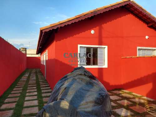 Casa, código 352646 em Itanhaém, bairro Jardim Lindomar