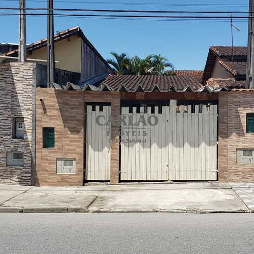 Casa, código 352648 em Mongaguá, bairro Balneário Jussara