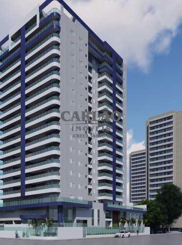 Apartamento, código 352651 em Mongaguá, bairro Centro