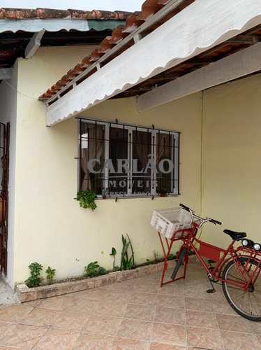 Casa, código 352657 em Mongaguá, bairro Jardim Praia Grande