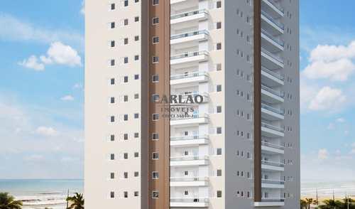 Apartamento, código 352662 em Praia Grande, bairro Maracanã