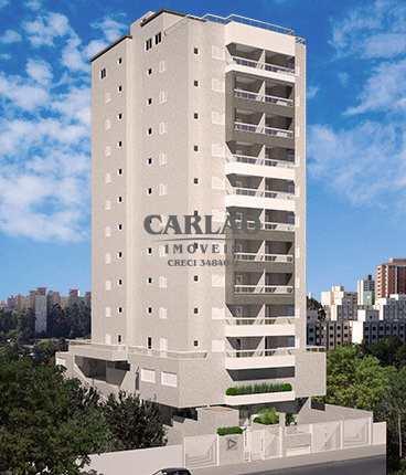 Apartamento, código 352664 em Praia Grande, bairro Canto do Forte