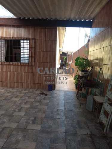 Casa, código 352671 em Mongaguá, bairro Balneário Jussara
