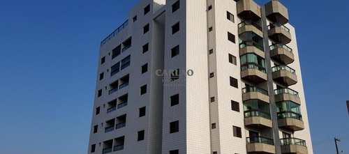 Apartamento, código 352672 em Mongaguá, bairro Balneário Itaóca