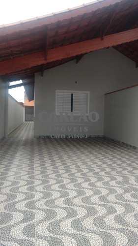 Casa, código 352677 em Mongaguá, bairro Agenor de Campos