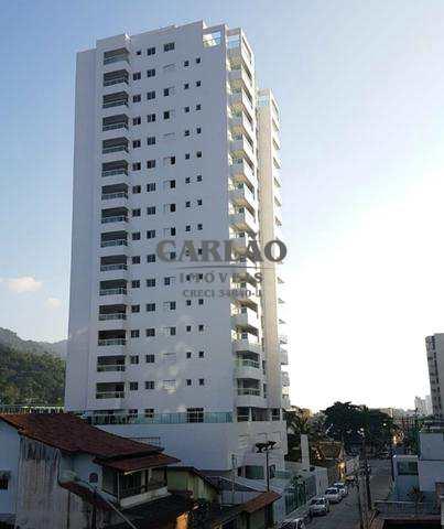 Apartamento, código 352686 em Mongaguá, bairro Centro