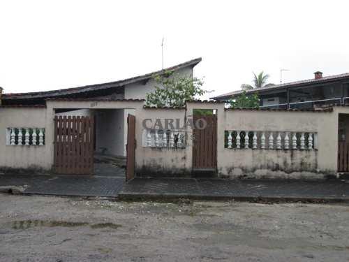 Casa, código 352710 em Mongaguá, bairro Balneário Flórida Mirim