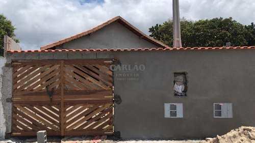 Casa, código 352719 em Mongaguá, bairro Jussara